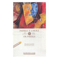 Sennelier Yağlı Pastel 48li Set - Thumbnail