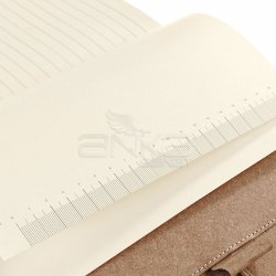 Transotype Sensebook Flap Defter 135 Yaprak A4 - Thumbnail