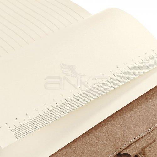 Transotype Sensebook Flap Defter 135 Yaprak A4