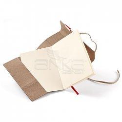 Transotype Sensebook Flap Defter 135 Yaprak A6 - Thumbnail