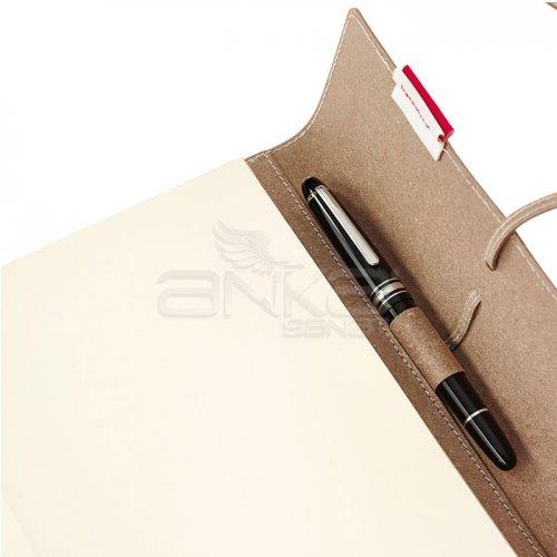 Transotype Sensebook Flap Defter 135 Yaprak A6