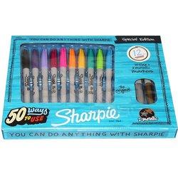 Sharpie - Sharpie Fine Point Marker Kalem 10+2 Set