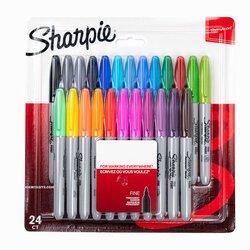 Sharpie - Sharpie Fine Point Marker Kalem 24lü Set