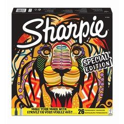 Sharpie Permanent Marker Karışık Kutu Aslan 26lı 2110123 - Thumbnail