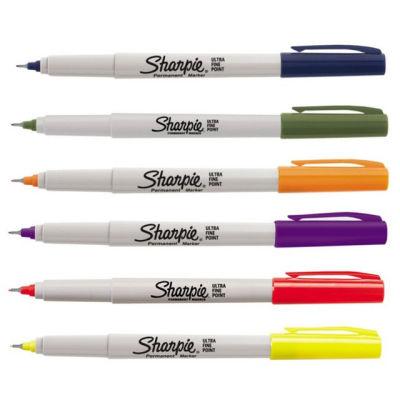 Sharpie Permanent Marker Ultra Fine Point