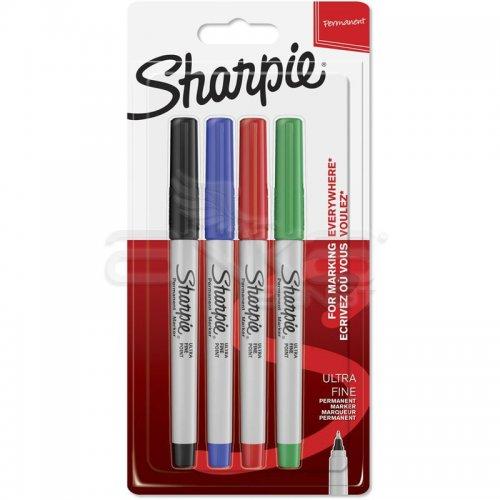 Sharpie Ultra Fine Point Marker Kalem 4lü Set