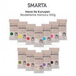Smarta - Smarta Hava ile Kuruyan Modelleme Hamuru 100g