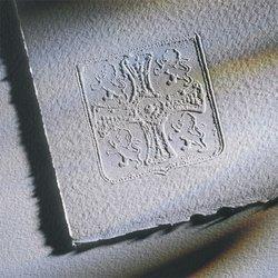 Saunders Waterford Hot Pressed Natural White Blok 20 Yaprak 300g - Thumbnail