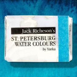 St.Petersburg - St Petersburg White Nights Tam Tablet Sulu Boya 1/1 Azure Blue 519