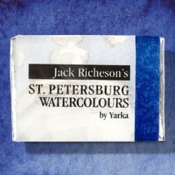 St.Petersburg - St Petersburg White Nights Tam Tablet Sulu Boya 1/1 Blue Cobalt 508