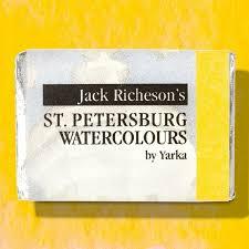 St Petersburg White Nights Tam Tablet Sulu Boya 1/1 Cadminium Yellow Medium 201 - 201 Cadminium Yellow Medium