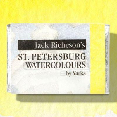 St Petersburg White Nights Tam Tablet Sulu Boya 1/1 Cadmium Lemon 203 - 203 Cadmium Lemon