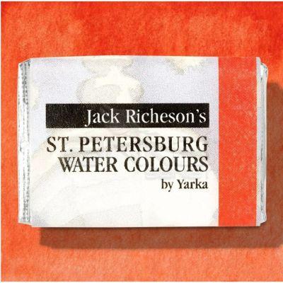 St Petersburg White Nights Tam Tablet Sulu Boya 1/1 Cadmium Red Light 302 - 302 Cadmium Red Light