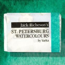 St.Petersburg - St Petersburg White Nights Tam Tablet Sulu Boya 1/1 Emerald Green 713