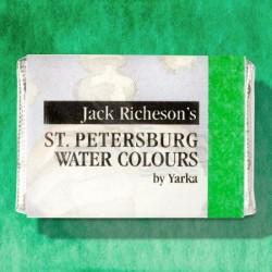 St.Petersburg - St Petersburg White Nights Tam Tablet Sulu Boya 1/1 Green Light 717