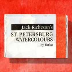 St.Petersburg - St Petersburg White Nights Tam Tablet Sulu Boya 1/1 Scarlet 318