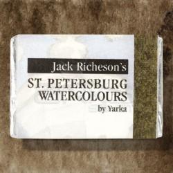St.Petersburg - St Petersburg White Nights Tam Tablet Sulu Boya 1/1 Umber 418