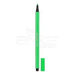 Stabilo - Stabilo Pen 68 Keçe Uçlu Kalem 15li Mavi Kutu (1)