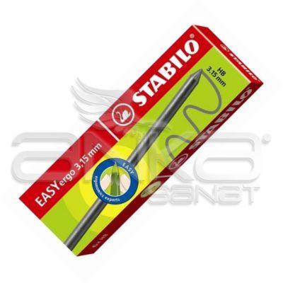 Stabilo Portmin Uç 3.15mm HB 6lı Min