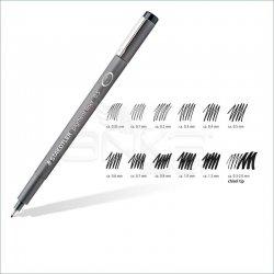 Staedtler - Staedtler Pigment Liner Çizim Kalemi (1)