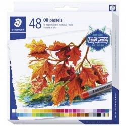 Staedtler - Staedtler Karat Yağlı Pastel Boya 48li Set