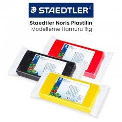 Staedtler - Staedtler Noris Plastilin Modelleme Hamuru 1kg