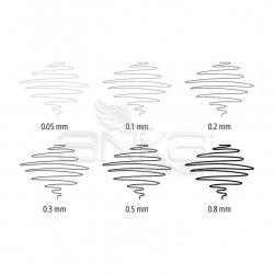 Staedtler Pigment Liner Siyah Çizim Kalemi 4+2 Set - Thumbnail