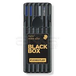 Staedtler Triplus Black Box Kalem Seti - Thumbnail