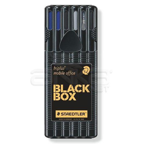 Staedtler Triplus Black Box Kalem Seti