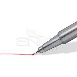 Staedtler - Staedtler Triplus Fineliner İnce Uçlu Keçeli Kalem 0.3mm 15li (1)