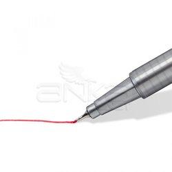 Staedtler Triplus Fineliner İnce Uçlu Keçeli Kalem 0.3mm 48li Çantalı Set - Thumbnail
