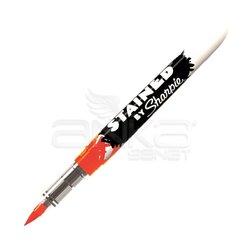 Sharpie - Stained By Sharpie Fabric Marker Tekstil Kalemi-Orange