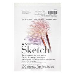 Strathmore - Strathmore Sketch 100 Yaprak 74g 200 Series (1)