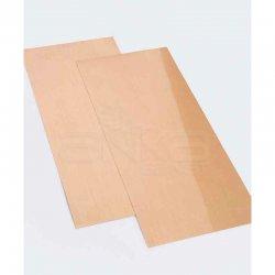 Eshel - Eshel Striated Altın Yapışkanlı Kağıt 10×25cm Paket İçi:1