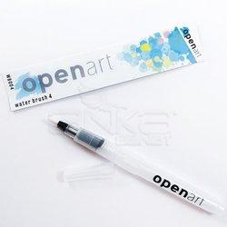 Anka Art - Su Hazneli Fırça Broad Tip 4