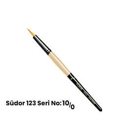 Südor 123 Seri Sentetik Yuvarlak Uçlu Fırça - Thumbnail