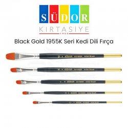 Südor - Südor Black Gold 1955K Seri Kedi Dili Fırça
