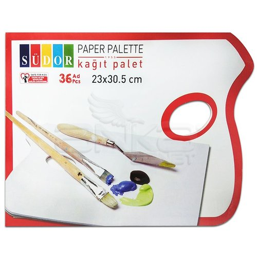 Südor Kağıt Palet 23x30.5 cm 36 adet B545