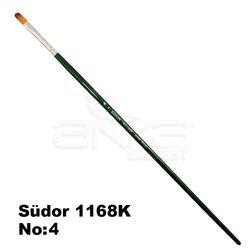 Südor 1168K Seri Kedi Dili Fırça - Thumbnail