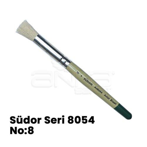 Südor Seri 8054 Kıl Tampon Fırça