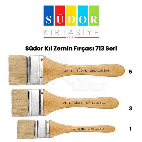 Südor 713 Seri Zemin Fırçası