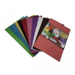 Südor Renkli Keçe A4 10 Renk