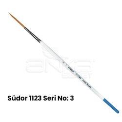 Südor 1123 Seri Sentetik Çizgi Fırça - Thumbnail