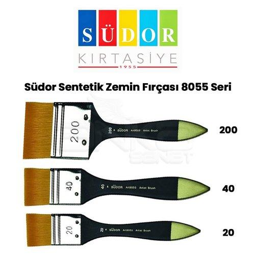 Südor Seri 8055 Zemin Fırçası