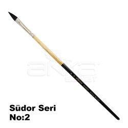 Südor - Südor Seri 622 Sulu Boya Fırçası (1)