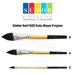 Südor - Südor Seri 622 Sulu Boya Fırçası