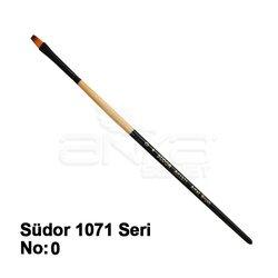 Südor - Südor 1071 Seri Akrilik ve Yağlı Boya Fırçası (1)