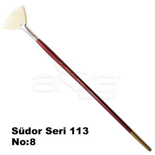 Südor Yelpaze Fırça Seri 113