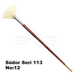 Südor Yelpaze Fırça Seri 113 - Thumbnail