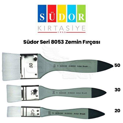 Südor Seri 8053 Zemin Fırçası